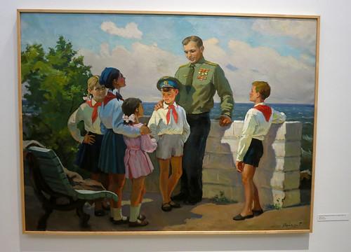 Yuri Gagarin (4862)