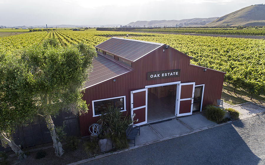 Oak Estate Wines in Hastings