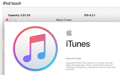 iPod touch in iTunes 12_7 edit