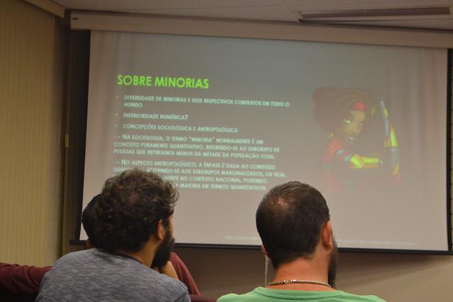 """Metô XP, palestra sobre """"Poder e Responsabilidade Universo Marvel, Diversidades e Minorias"""""""