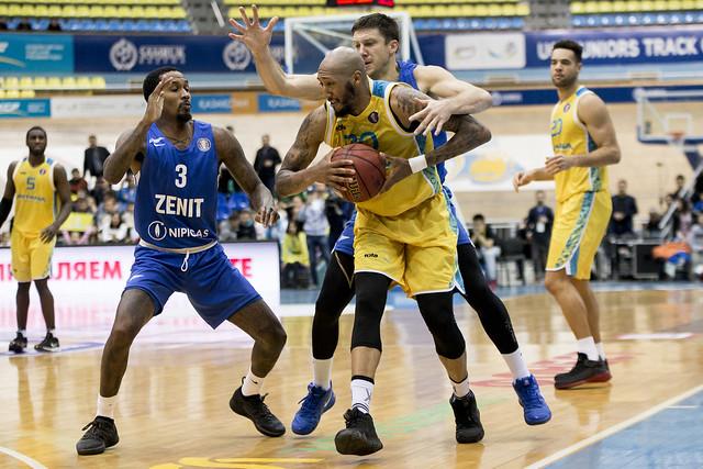 21/10/2018 Astana-Zenit 93:91