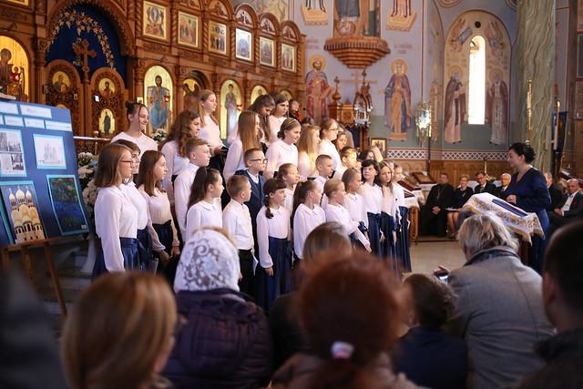 Koncert chóru dziecięcego
