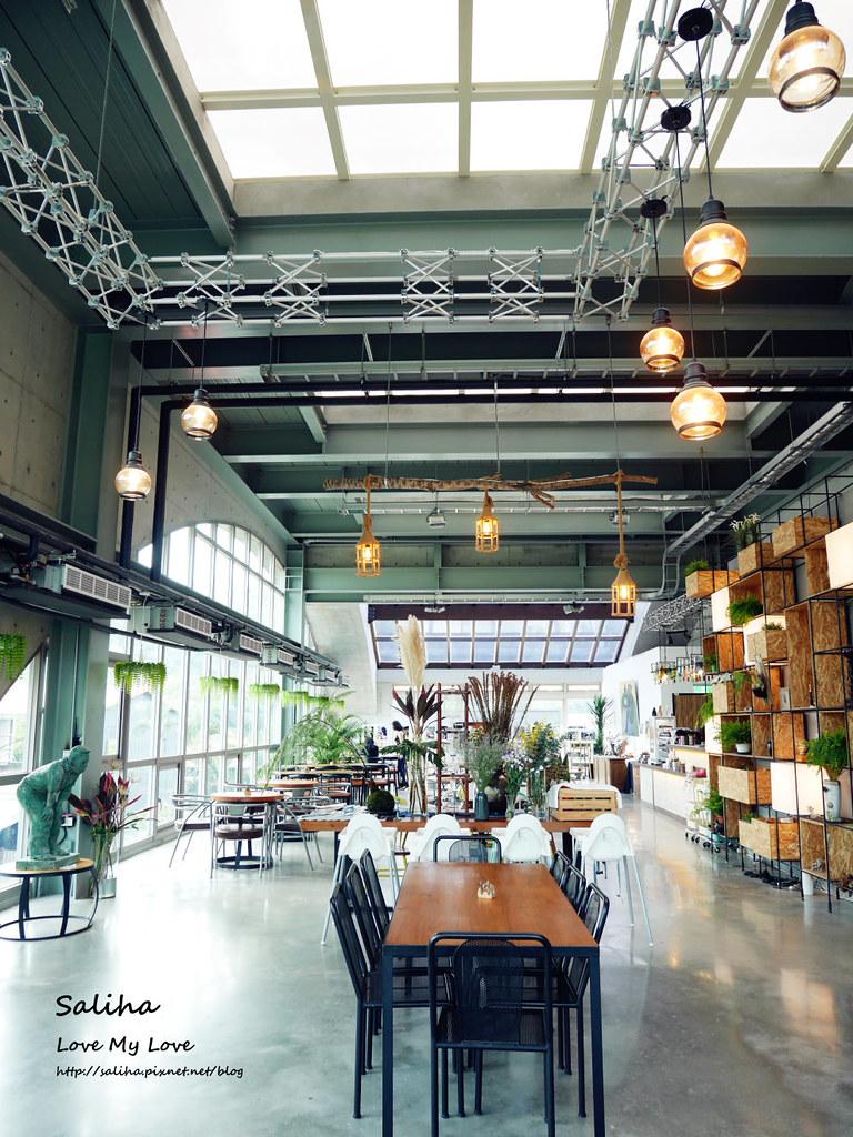 新北深坑老街一日遊景點餐廳美食推薦Arc Cafe不限時玻璃屋咖啡館下午茶 (6)