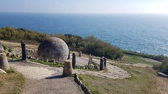 Durlston Country Park, The Globe. Oct 2018