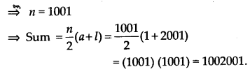 NCERT Solutions for Class 11 Maths Chapter 9 Sequences and Series 14