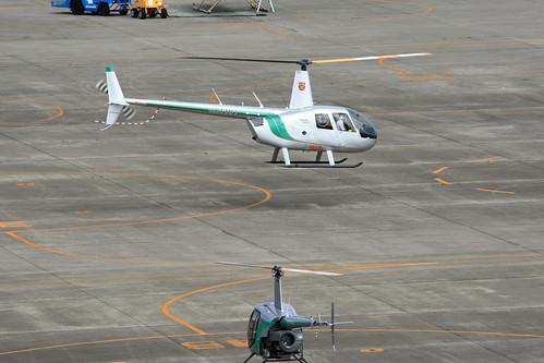 セコインターナショナル Robinson R44 Raven II JA44BT IMG_7936_2