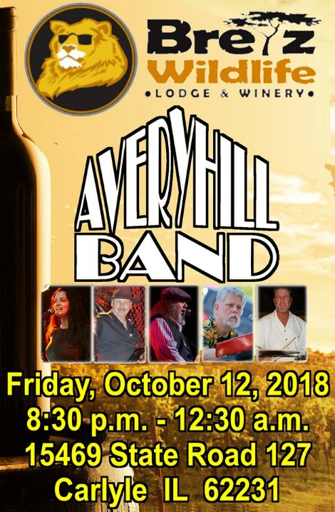 Avery Hill 10-12-18
