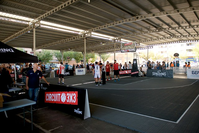 Lleida / Circuit 3x3 FCBQ 2018