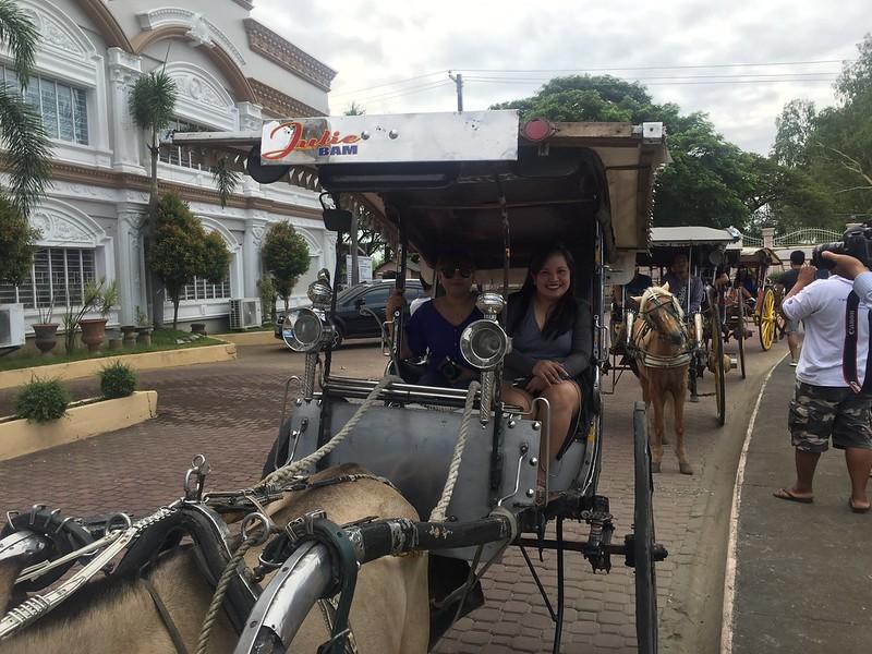 San Fernando Pampanga Calesa Tour