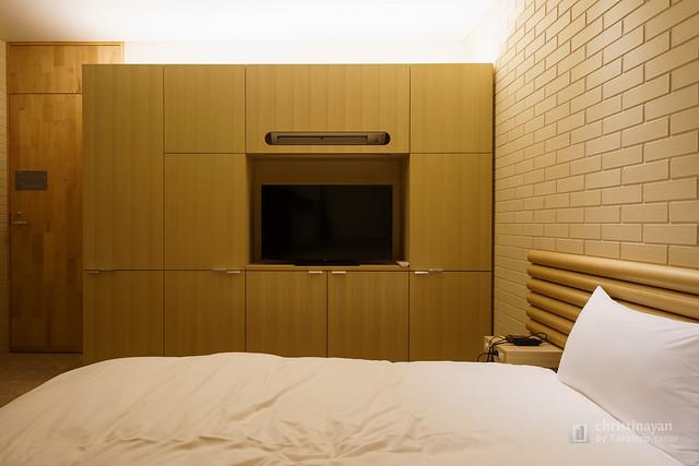 Single room of SUIDEN TERRASSE