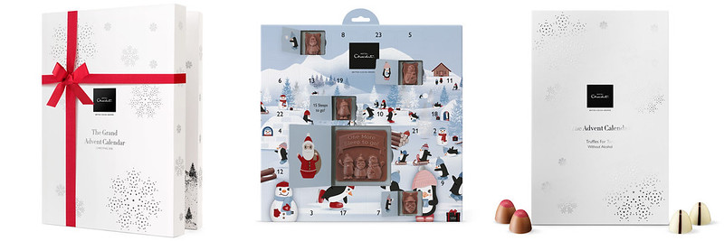 Hotel Chocolat Advent Calendars 2018