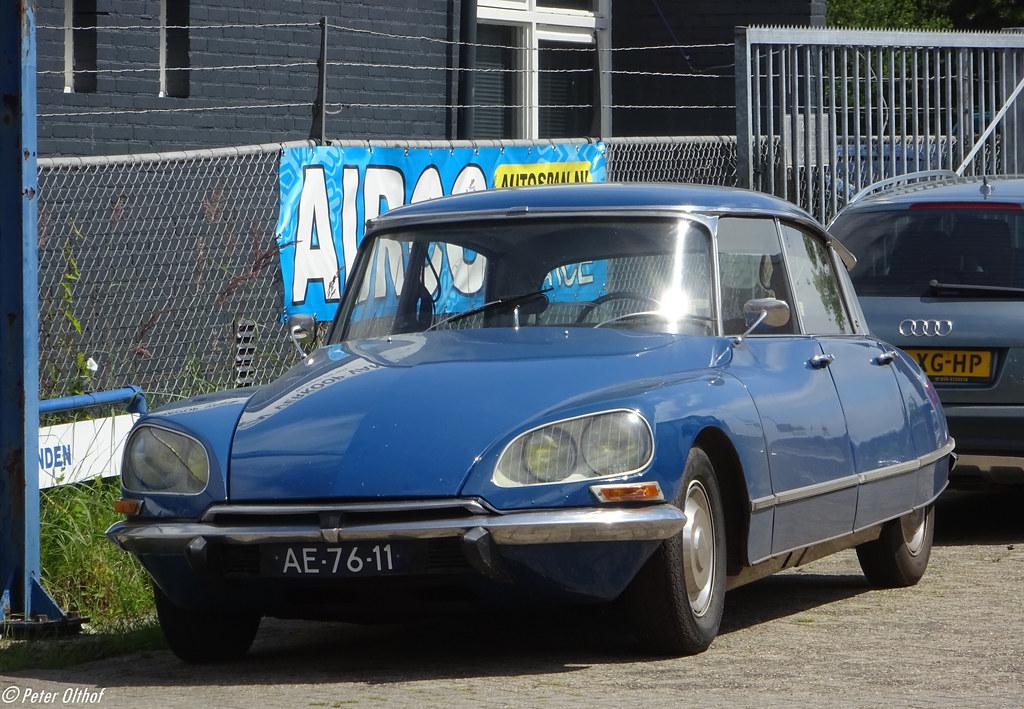 1969 Citroën DS21 Pallas