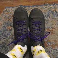 New Shoe(lace)s
