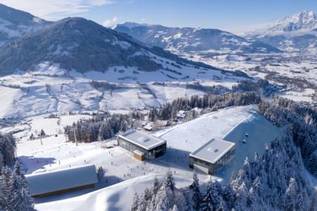 Hochkönig: propojení Maria Almu s lyžařskou houpačkou