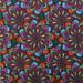 df palette stitched flower swatch