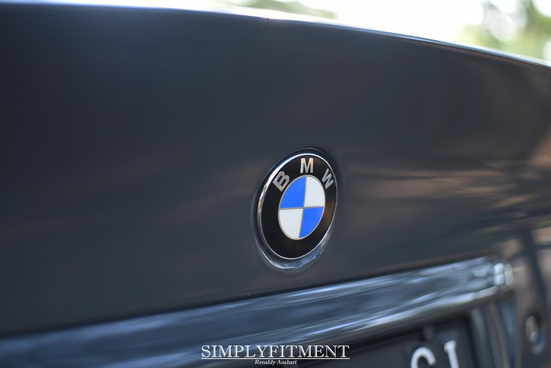 RIDHAN'S BMW E46 ON ROTA GRID