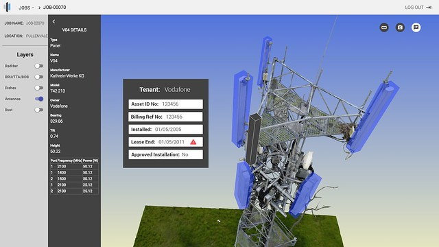 23_AI_SiteSee Deploys ContextCapture to Model Communication Towers, and Achieves 98% Recognition Accuracy (1)