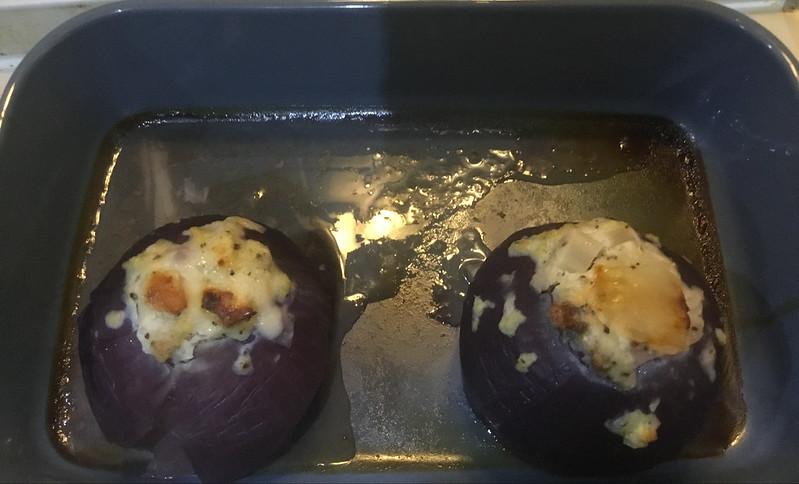 Marguerite Patten's savoury onions