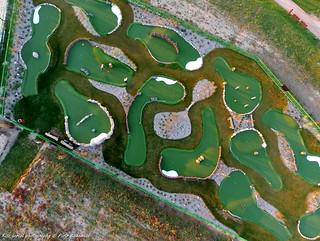 Mini golf in Koszalin