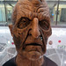 Doctor Who Davros Mask - BBC Birmingham, October 2018