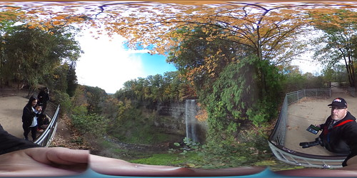 Tews Falls and Spencer Gorge