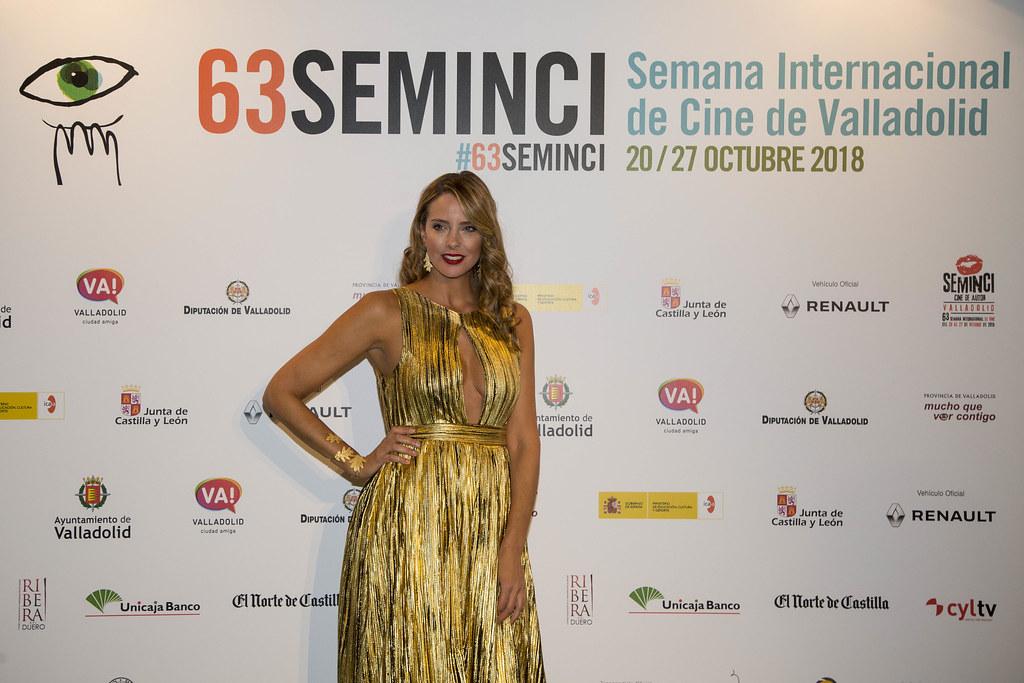 #63Seminici - Photocall inaugural (20/10/2018)