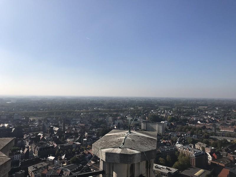 Vistas desde la Torre de San Rumoldo