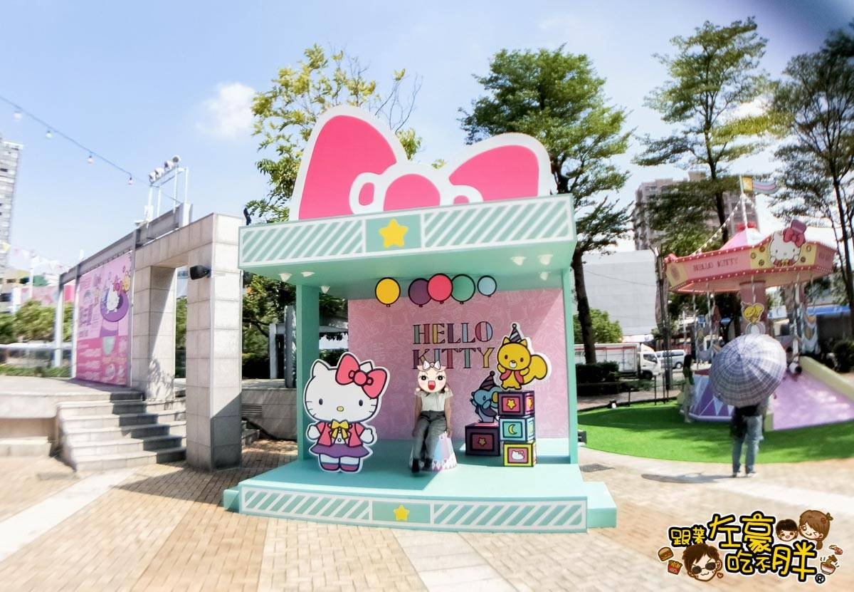 漢神巨蛋HELLO KITTY-6