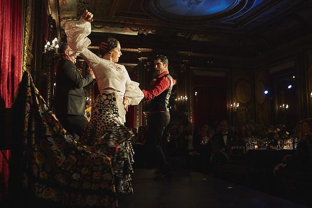 Gala Hispanic Society NY 2018. Recital flamenco Fundación Cristina Heeren