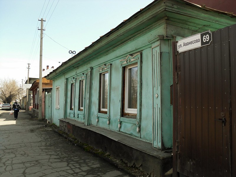 Барнаул, улица Аванесова № 69.