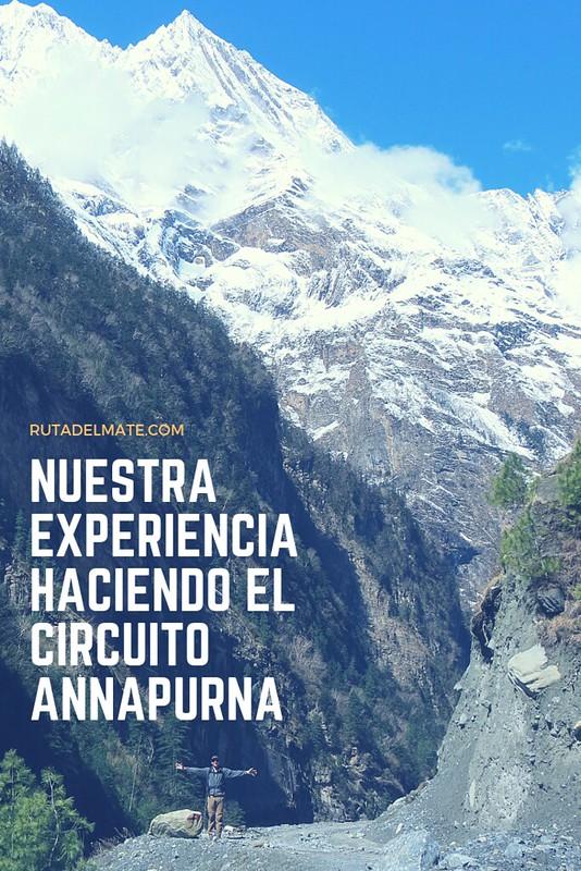 Experiencia Circuito Annapurna
