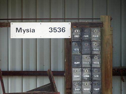 20181124_0244 Mysia Post Office