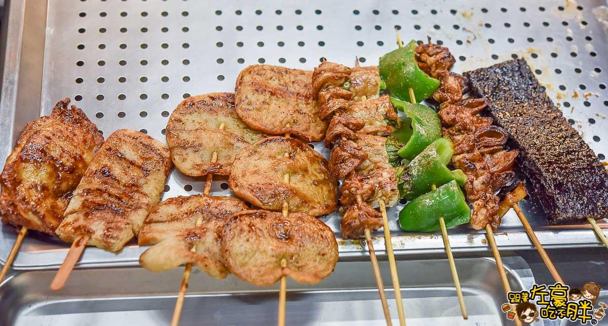 上榮新疆烤肉串左營店-33