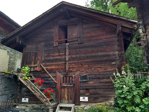 House in Fiesch