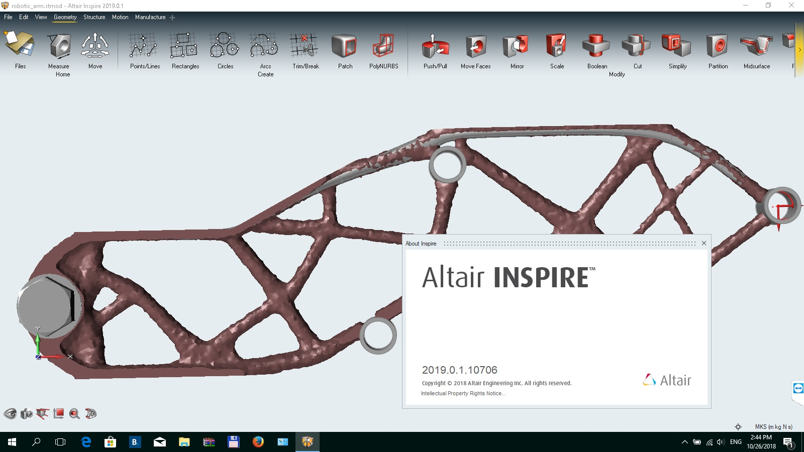 Working with Altair Inspire 2019.0.1 Build 10706 full