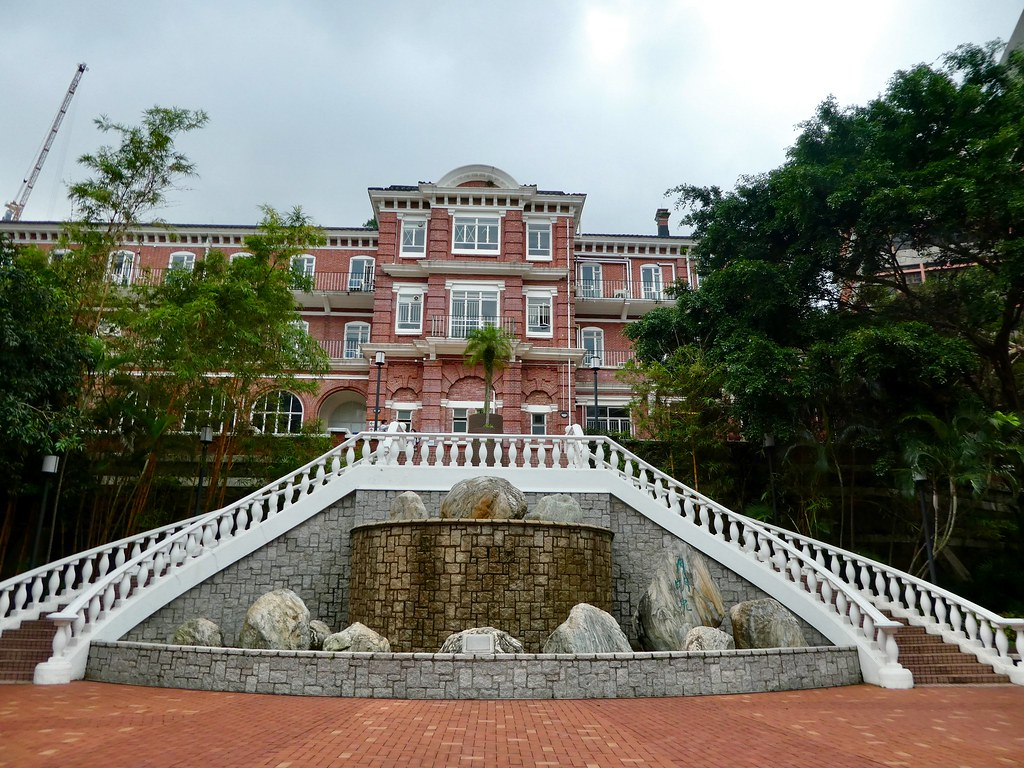 Eliot Hall,  University of Hong Kong