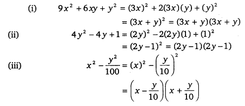 NCERT Solutions for Class 9 Maths Chapter 2 Polynomials 18