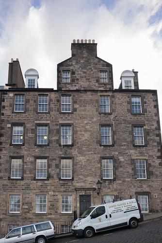 Patrick Geddes Hall, Edinburgh