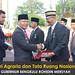 Upacara Peringatan Hari Agraria dan Tata Ruang Nasional Tahun 2018 Dipimpin Oleh Plt. Gubernur Bengkulu