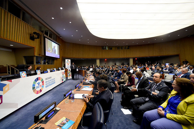 United Nations General Assembly 2018, Nikon D4S, AF Nikkor ED 14mm f/2.8D