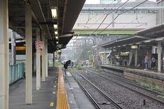Kuji train station