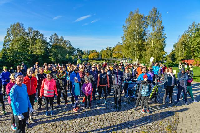 Örebro parkrun #73