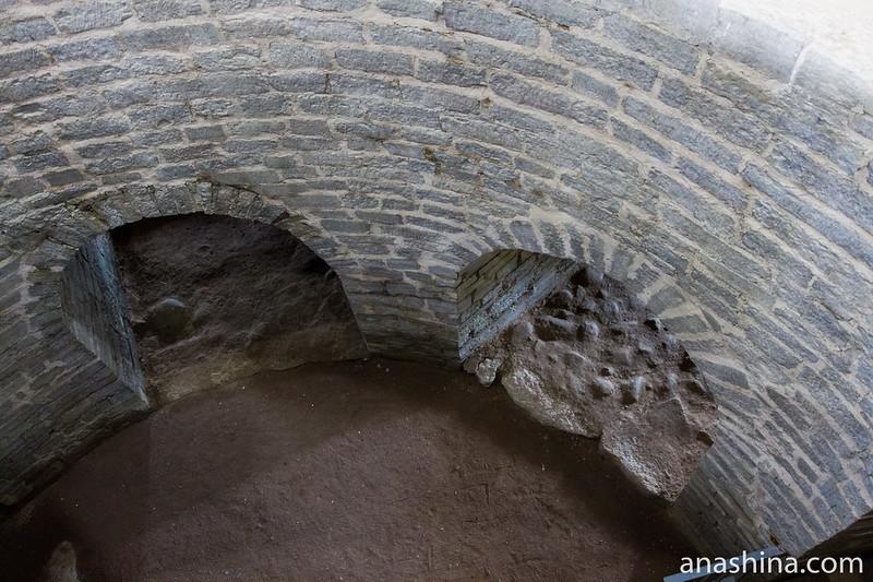 Раскатная башня, Старая Ладога