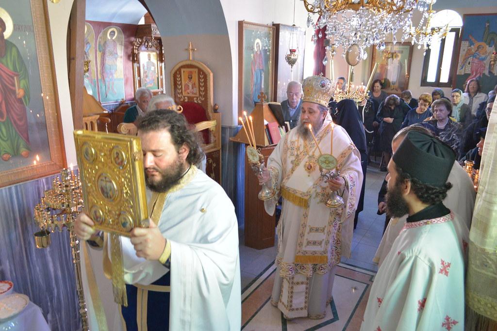 Μετάσταση Αγ. Ιωάννου Θεολόγου 2018
