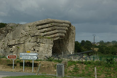 Artilleriebatterie Crisbecq - Photo of Éroudeville
