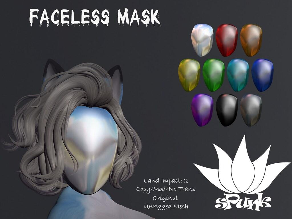 sPunk - Faceless - TeleportHub.com Live!
