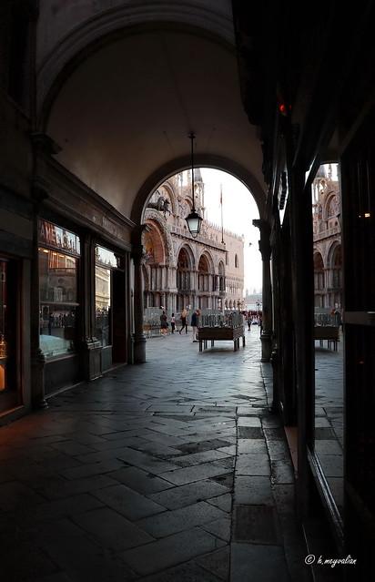 Uno sguardo su Piazza San Marco
