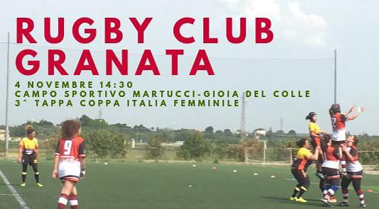 ASD RUGBY CLUB GRANATA