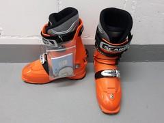 NOVE skialpinisticke boty SCARPA Laser - titulní fotka