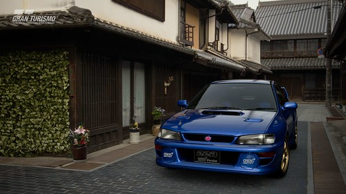 Subaru Impreza 22B-STi Version '98 (N300)